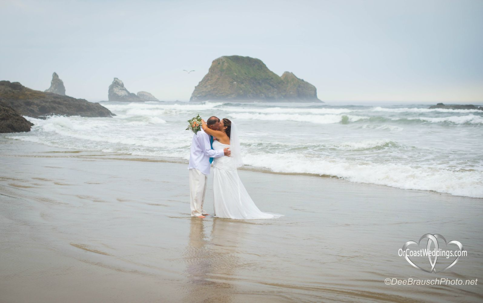Wedding Elopement Packages on the Oregon coast
