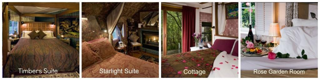 Sandlake Country Inn Rooms