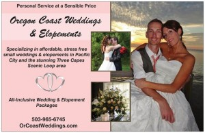 Elope in Oregon Coast