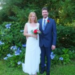 Jim & Lorrie at Sandlake Country for their Oregon Coast Weddings Inn