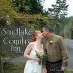 Amy & Ron at Sandlake Country Inn