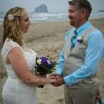 Rob & Melissa at Bob Straub beach, Pacific City