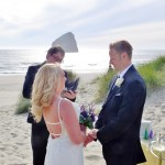 Haystack Rock Wedding