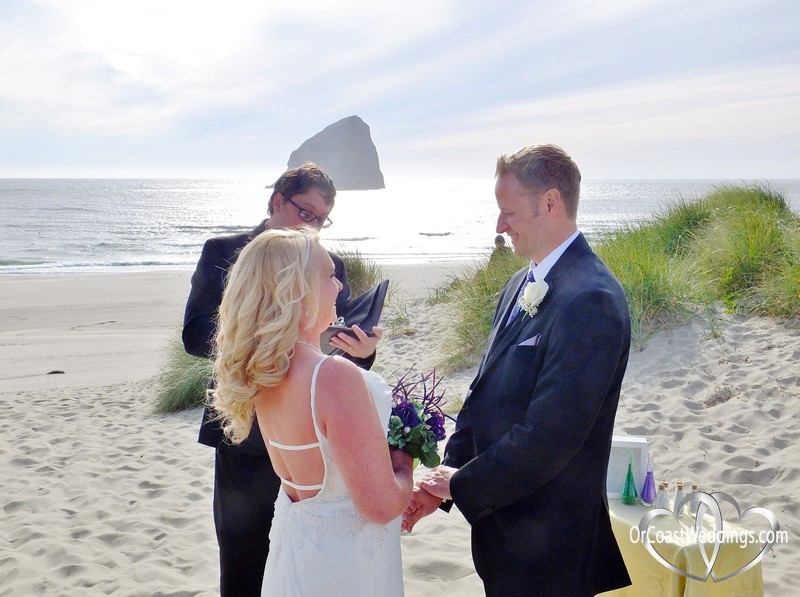 Oregon Coast Wedding 1