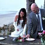 Mitos & Jacob's Oregon coast wedding