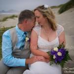 Rob & Melissa at Bob Straub beach