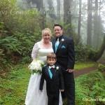 Laura, Jen & Jr. A Modern Family
