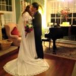 Christopher & Michelle's Valentine Night Wedding