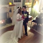 Valentine Wedding at Sandlake Country Inn