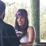 Amanda & Anthony's Oregon coast beach weddings