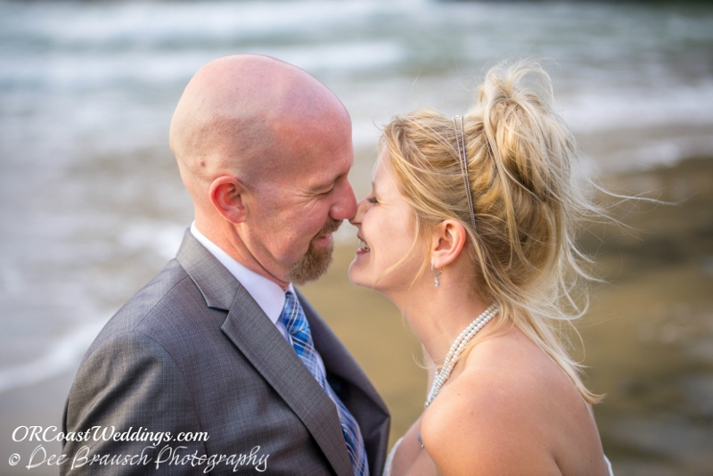 A Beautiful Elopement Wedding at Secret Beach