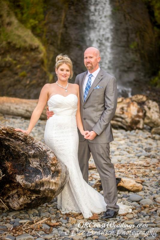 A Beautiful Beach Wedding Elopement in Oceanside