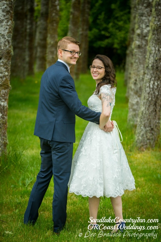 Photos at Sandlake Country Inn for Ryan and Tami's Wedding