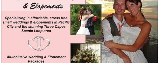 How to Elope in Oregon on the Coast