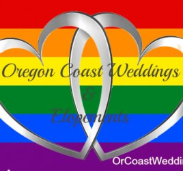 Oregon Coast Gay Weddings and Elopements