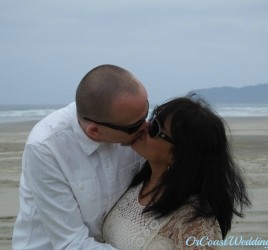 Oregon Coast Beach Wedding