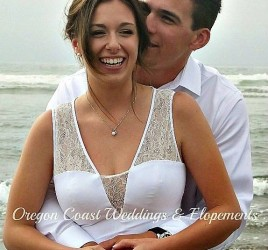 Haden & Hailey's Oregon Coast Wedding