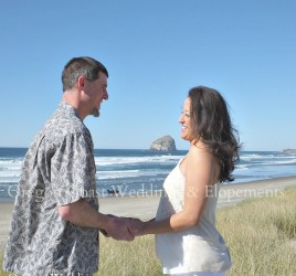 Oregon Coast Elopement in February?