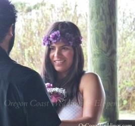 Oregon Coast Beach Weddings