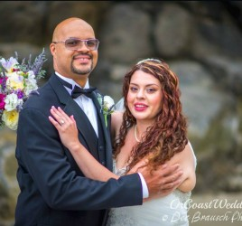 Garth & Jeanine's Oregon Coast Elopement