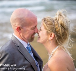Wedding Elopement on the Oregon Coast