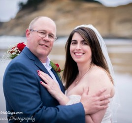 Mike & Cindy's Oregon Coast Elopement