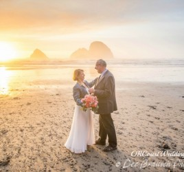 Tunnel Beach Wedding Elopement