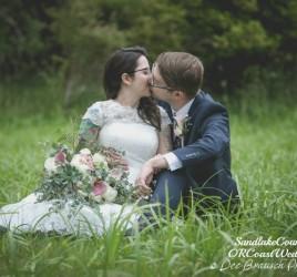 Ryan & Tami's Sandlake Country Inn Wedding